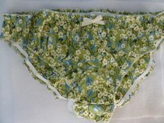 liberty print knickers £10.00
