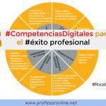 Las 8 competencias digitales para el éxito profesional según el modelo @RocaSalvatella