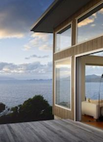 XSPOT cliff-top eco-holiday apartment for two - Great Barrier Island Outdoor Swimming Pool, Swimming Pools, Honeymoon Spots, Holiday Apartments, Dark Skies, Great View, Ideal Home, Places To Go, Island