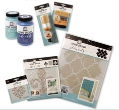 It's even easier to restore your decor using a personal touch with the introduction of our expanded line of FolkArt Home Decor now available at select Jo-Ann Fabric and Craft Stores!