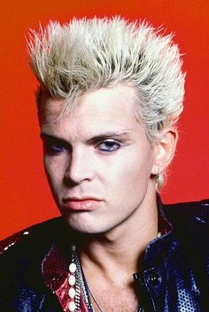Billy Idol 80s