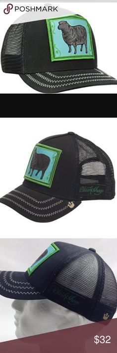 🎈🎈🎈🎈 Black sheep snapback! 🎉🎉🎉only tried on ! Great price !Mens/woman's PRICE Drop tonight only! Accessories Hats