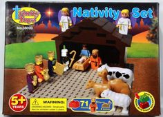Christian-Nativity-Scene-Building-Block-Set-Christmas-Baby-Jesus-LEGO-Compatible