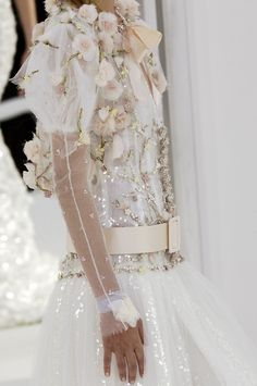 Chanel Printemps / Spring 2006 Couture ♤Melyk