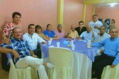 Esta gente del barrio UV3. June 22, 2015.