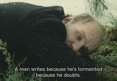 The Writer from Stalker (1979) Andrei Tarkovsky