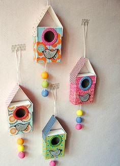 Lavoretti con le scatole di fiammiferi - Fotogallery Donnaclick