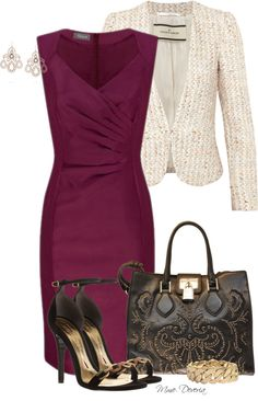 """""""Studs and chains"""" by madamedeveria ❤ liked on Polyvore"""