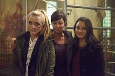 Supernatural ‏@cw_spn  ·    Make sure to show @KathrynLNewton, @kimrhodes4real and @katramdeen how much you are loving tonight's #Supernatural!