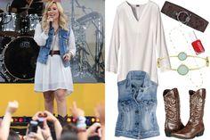 How to Dress Like Demi Lovato Cheap Fashion, Style Ideas | Teen.com