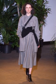 See the complete Creatures of Comfort Fall 2017 Ready-to-Wear collection.