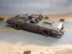 POST APOCALYPSE Vehicle Collection - Scale Auto Magazine - For building plastic & resin scale model cars, trucks, motorcycles, & dioramas