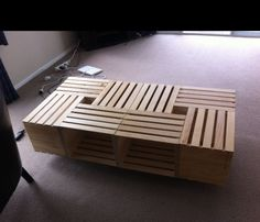 Michaels Crate Coffee Table | photo.jpg