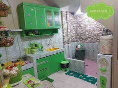 Kitchen Sets, Home Decor Kitchen, Home Decor Bedroom, Kitchen Interior, Home Room Design, Interior Design Living Room, Kitchen Wall Storage, Kitchen Organisation, Townhouse Interior