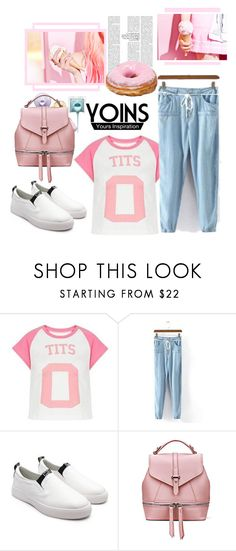 """""""Yoins 14"""" by fashion-addict35 ❤ liked on Polyvore featuring yoins"""