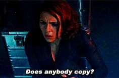 avengers  black widow gif | my gif The Avengers Natasha Romanoff black widow scarlett johansson ...