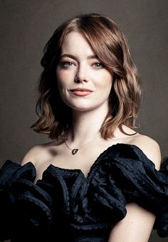Emma Stone Daily — Emma Stone for The Hollywood Reporter