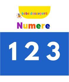 Numere. Bebe descopera Company Logo, Logos, Logo
