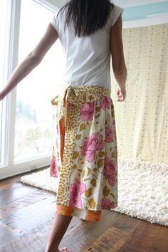 Amy Butler apron