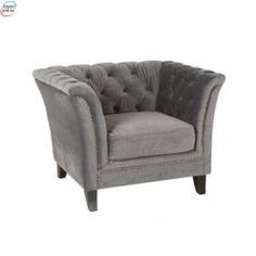 Lexington Sofa 1 Seter Grå LD60-16