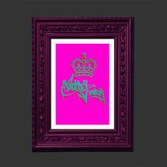 Pink King – King Robbo