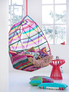 hanging chair!