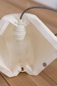 """Résultat de recherche d'images pour """"PATRON LAMPE ORIGAMI"""""""