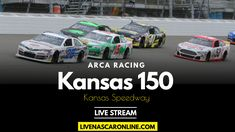 Dutch Boy 150 ARCA Kansas Live Stream 2021 Kyle Petty, General Tire, Nascar Live, Ryan Newman, Daytona International Speedway, Kyle Busch, Daytona 500, Checkered Flag, Camping World