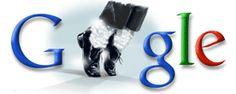 Google logos on taos blog