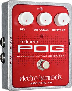 The Legenday and classic original POG won top awards from every major magazine on every continent for its flawless polyphonic tracking and musical flexibility. The Micro POG delivers the same perfect
