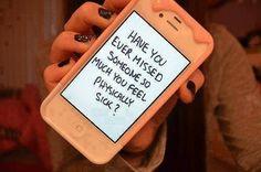 Yup i have /;