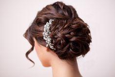 #bridal #hairstyle #beauty #amazing