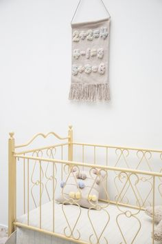 Baby Numbers Wall Hanging design by Lorena Canals Lorena Canals Rugs, Knitted Cushions, Washable Rugs, Art Wall Kids, Design Consultant, Wall Hanger, Modern Classic, Pastel Colors, Teak