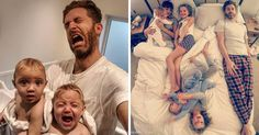 Father Of 4 Daughters Refuses To Sugarcoat His Instagram Pics, Takes Internet By Storm