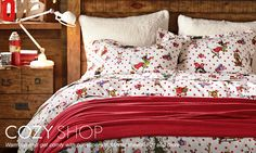 Check out these sheets! GRINCH! - Cozy Shop | PBteen