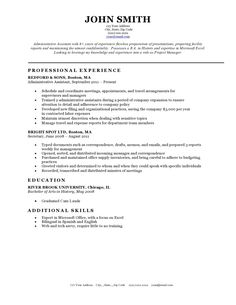Resume Example Outline Worksheet Templates Writing Worksheets