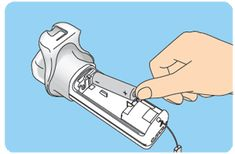 How to Setup Your New Wii Console: Insert Batteries into the Remote Best Location, Wii, Console, Remote, Game, Venison, Games, Gaming, Toy