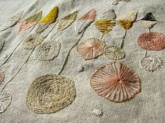 A Stitch In Time • migadepan.com.ar ~ Embroidery by Adriana Torres