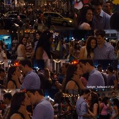 Bella and Edward in Rio
