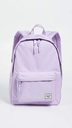 Herschel Supply Co. klassieke mid-volume rugzak - picture for you Vans Backpack, Herschel Backpack, Backpack Outfit, Backpack Bags, Messenger Bags, Laptop Backpack, Kanken Backpack, Cute Backpacks For School, Fashion Handbags
