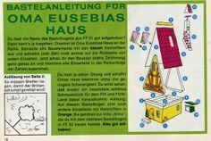 Bastelbogen: Fix und Foxi und ihre Freunde – Kaukapedia