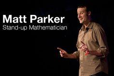 Matt Parker: Stand-up Mathematician