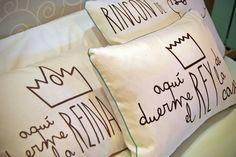 telas divinas-cojines con mensaje-cojines