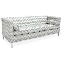 Found my christmas gift! now who's getting it for me?    Jonathan Adler Lampert Sofa In Limitless Smoke in Sofas & Loveseats