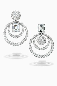 Modern Jewelry, Luxury Jewelry, Fine Jewelry, Vintage Jewelry, Jewellery, Diamond Jewelry, Diamond Earrings, Silver Jewelry, Black Jewelry