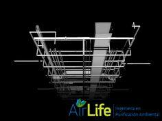 Airlife te explica que el método más eficaz para el tratamiento del aire en lugar de bobinas es el de sistemas en línea de conductos, estos sistemas se colocan en el centro de los conductos y paralelo a la corriente de aire. http://airlifeservice.com/