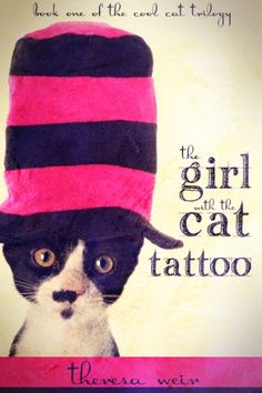 The Girl with the Cat Tattoo -  http://frugalreads.com/the-girl-with-the-cat-tattoo/ -