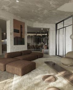 Interior Exterior, Home Interior Design, Interior Architecture, Interior Decorating, Minimalist Home, Apartment Design, House Rooms, Home Bedroom, Home Decor Inspiration