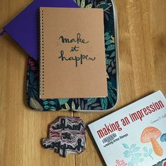 Turn a simple notebook into an inspirational journal 📓