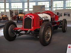 Alfa Romeo Tipo A Monoposto – 1931